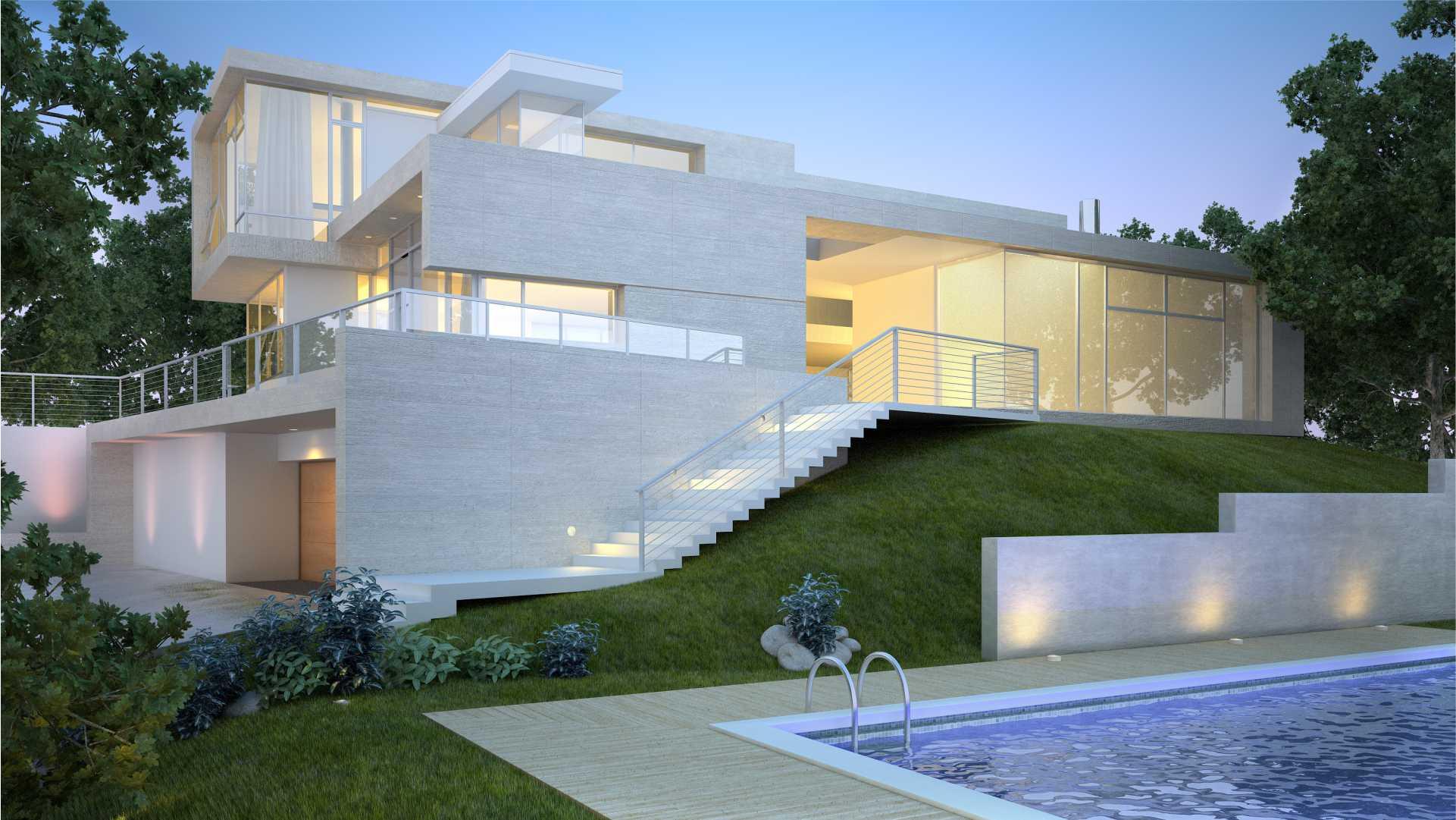 Arquitectura de exteriores