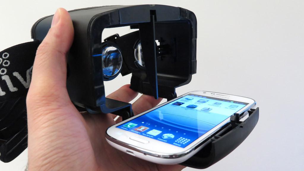 Camara Realidad Virtual